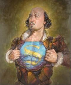 Shakespeare_superman