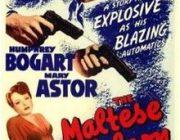 Movie Poster-Maltese Falcon